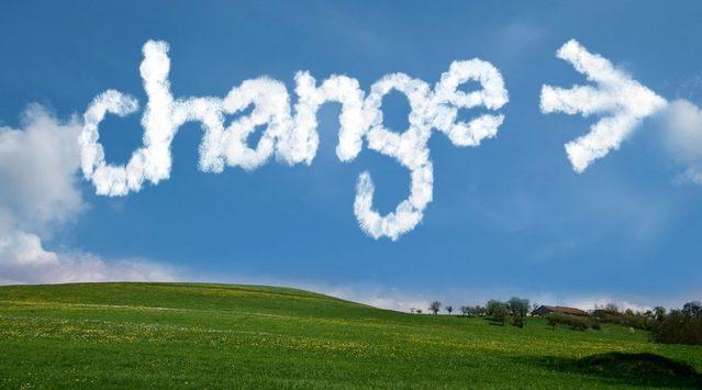 关于改变你所不知道的三个事实